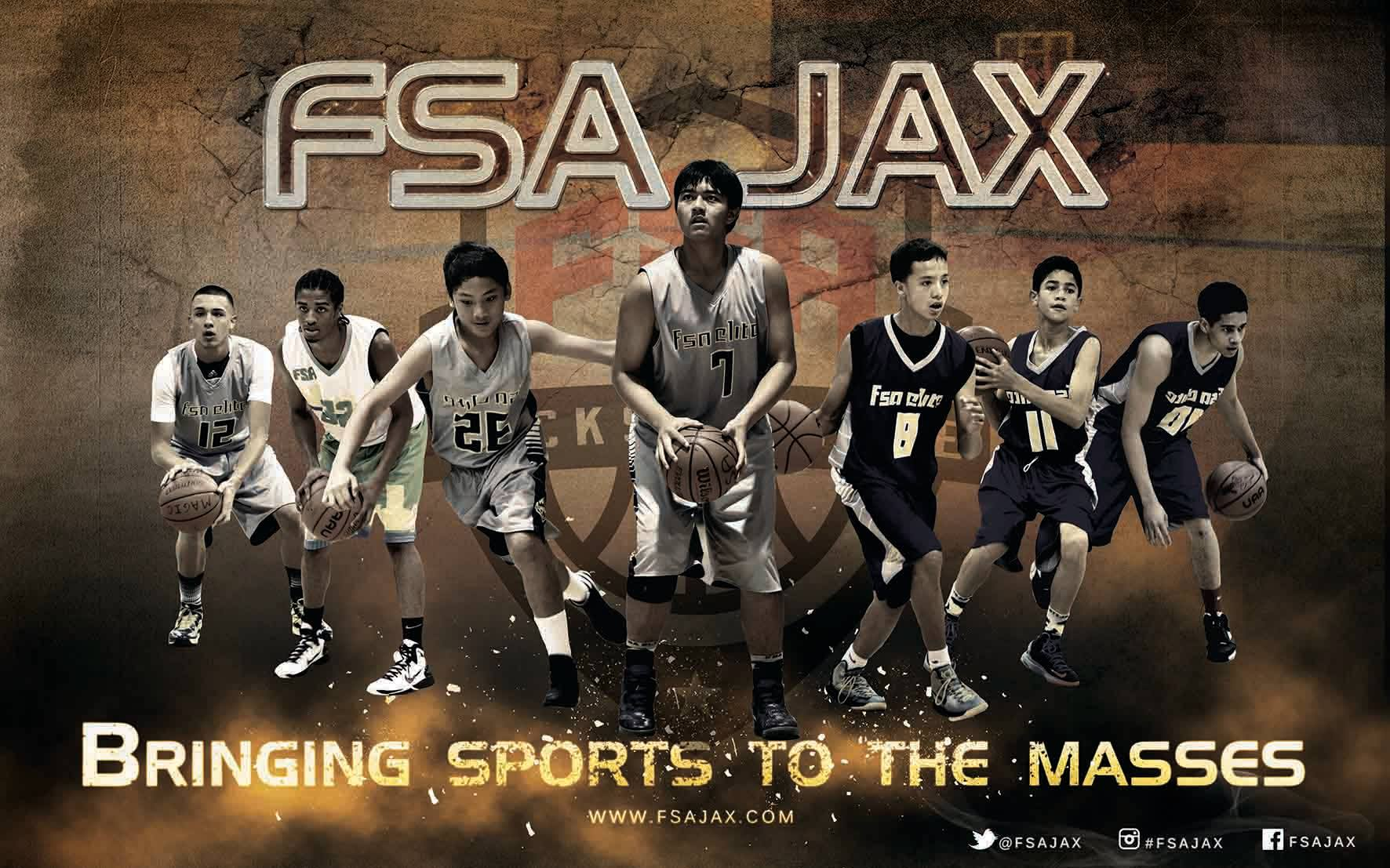 FSA Jacksonville Basketball League
